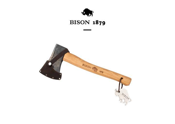 Outdoorbeil Bison 1879 700g 380mm